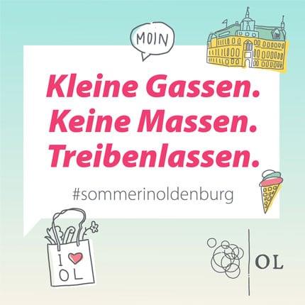 Sommer in Oldenburg 2021